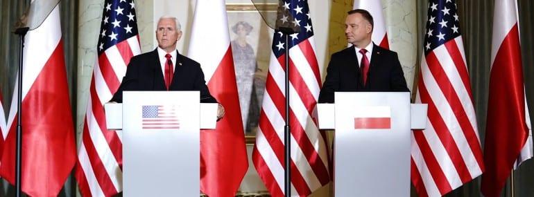 Pence Poland 2