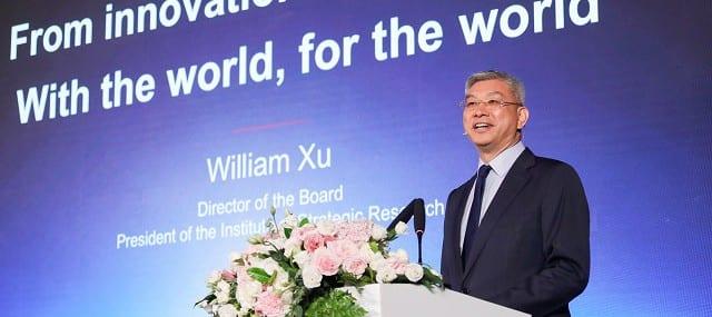 William Xu Huawei