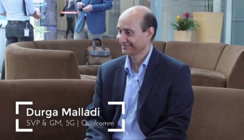 Qualcomm 5G event 2019 Malladi