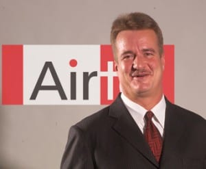 Don Price, director of technology, Bharti Airtel