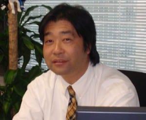 Shuichi Kako, associate senior VP, UQ Communications