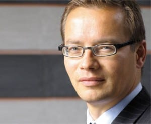 Dr. Tero Ojanperä, EVP services, Nokia