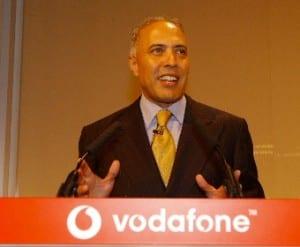 Ex-Vodafone chief Arun Sarin returns to investment firm KKR