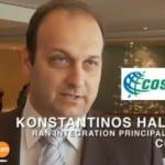Konstantinos Halkoitis, Cosmote