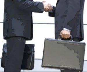Both deals represent new customer wins for the vendors.