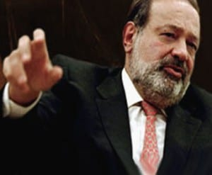 Carlos Slim's América Móvil said it could walk away from the KPN deal
