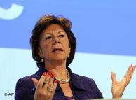 Neelie Kroes, European Commissioner for the Digital Agenda
