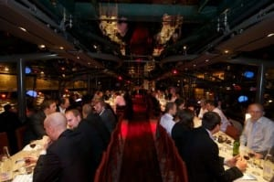 Aboard the Bateau Diamant, Broadband InfoVision Awards 2011