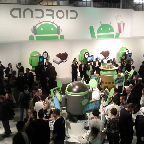 MWC_Android_showfloor