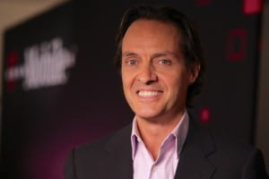 John Legere, CEO at T-Mobile USA