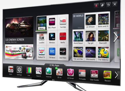 Smart TVs will remain dumb