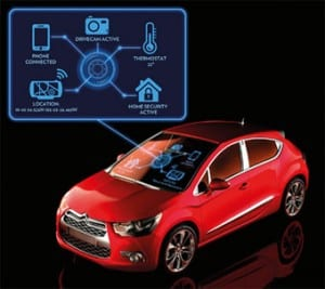 Vodafone wants to deliver end-to-end services to the automotive industry.