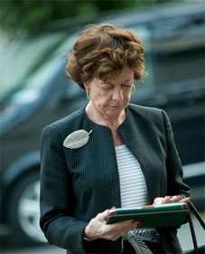 Neelie Kroes wants education in the EU to improve, using ICT skills.