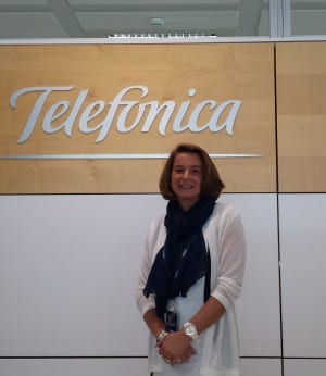 Pilar Aurrecoechea has joined Telefonica as Digital Financial Services Director