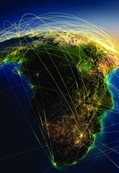 Connecting Africa - Mobile internet vs. Fixed line internet. Do you see how different they are?