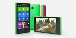 The Nokia X will go on sale immediately, priced from €89