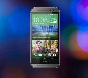 The HTC One M8