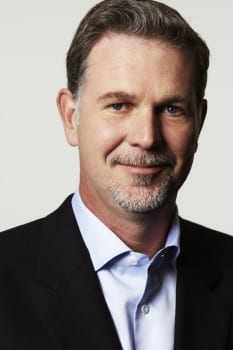 "Netflix CEO Reed Hastings has claimed that sharing costs with internet services providers ""makes no sense"""