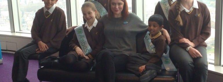 Keeley Hawes UNICEF