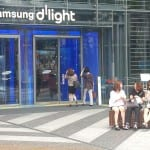 Samsung dlight