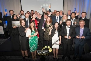 All the winners at the 2014 Telecoms.com Awards