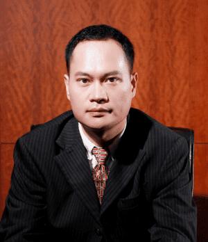 Huawei's VP of Wireless Marketing, Alex Wang