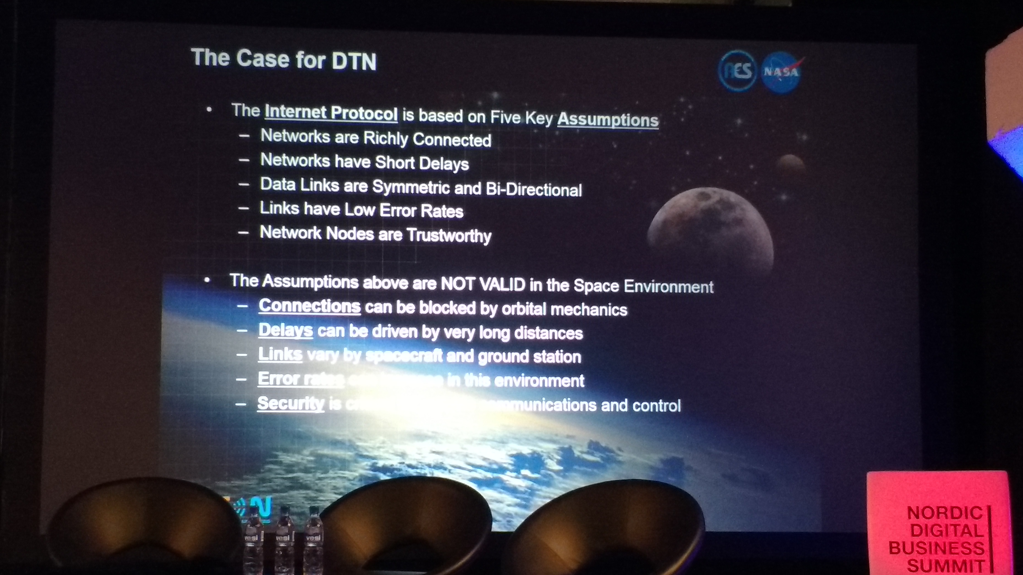 The Case for DTN