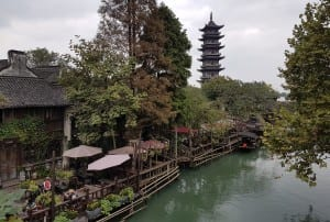 Wuzhen day
