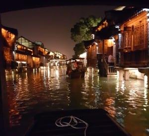 Wuzhen night