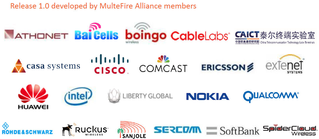 multefire alliance members