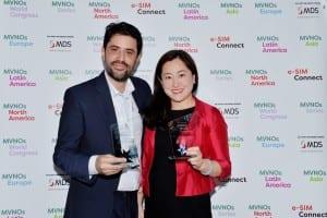 Huawei and Simyo Win MVNO Awards