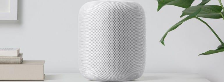 sonos one smart speaker apple music