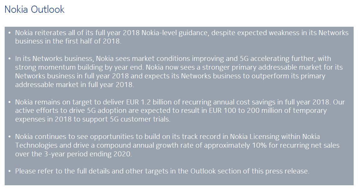 Nokia Q12018 4