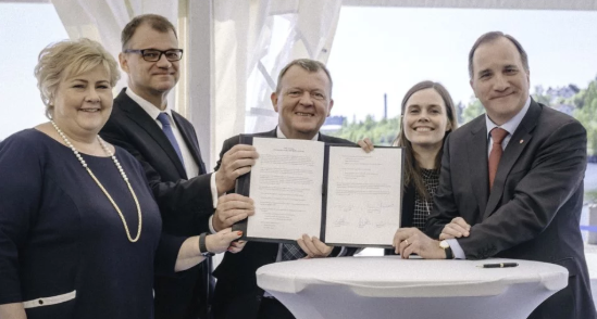 Nordic Prime Ministers
