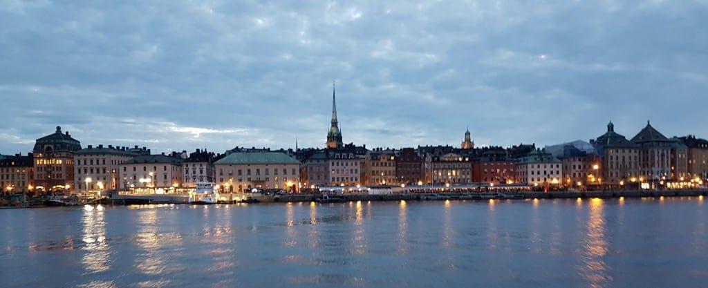 Ericsson tour old town