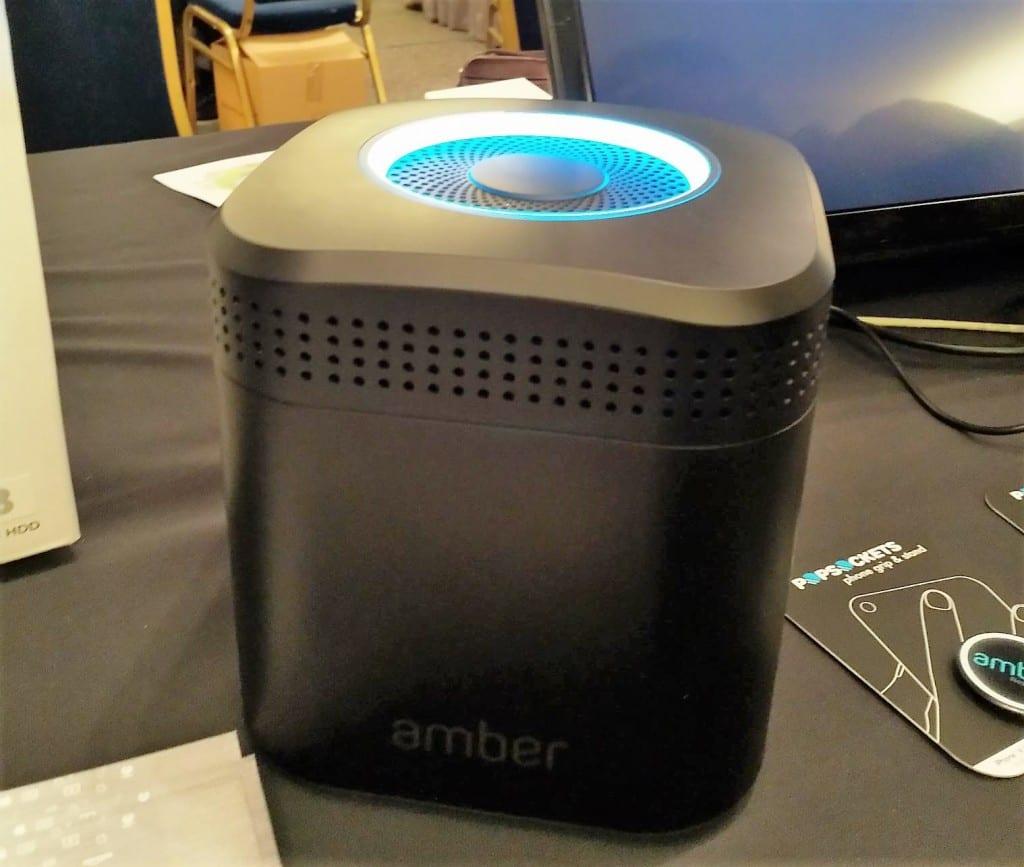 MobileFocus Amber