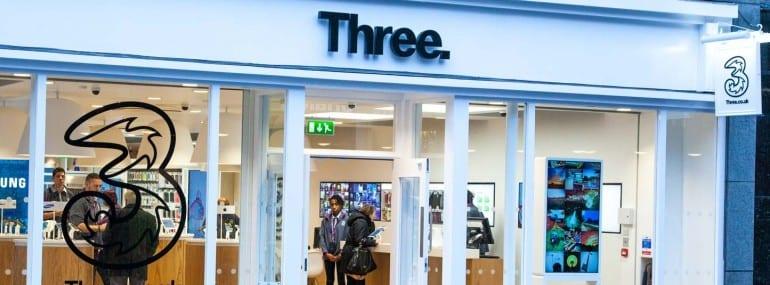 Three enters the 5G marathon with 'free' 5G