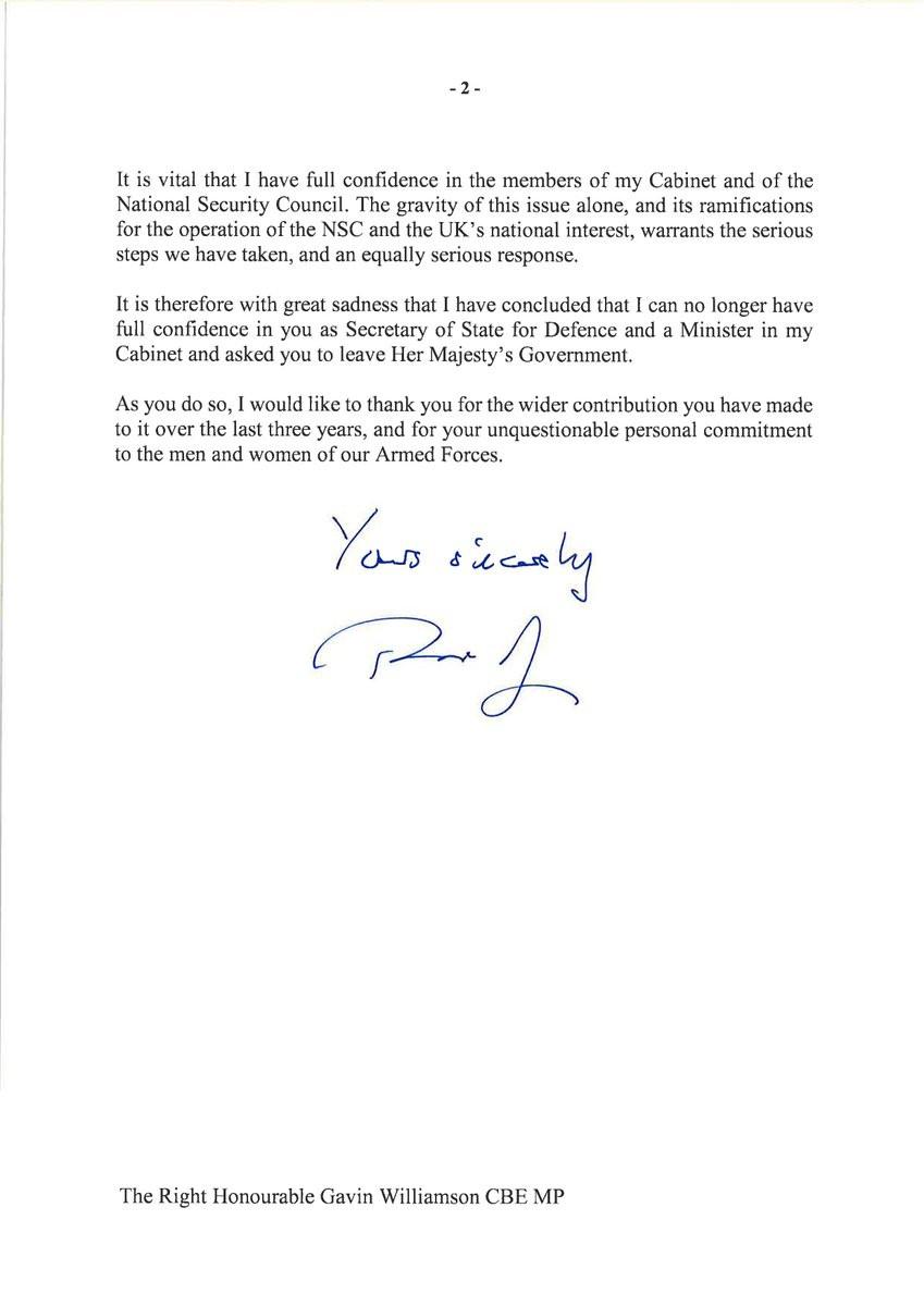 Williamson letter 2