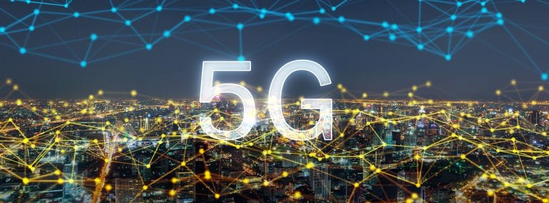 The challenges of 5G and smart cities